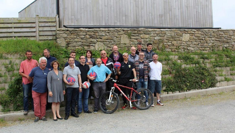 Les_participants_Mde_Le Maire et membre du foyer_redimension