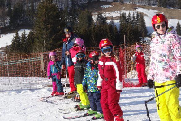 Séjour ski du foyer rural. Une semaine appréciée